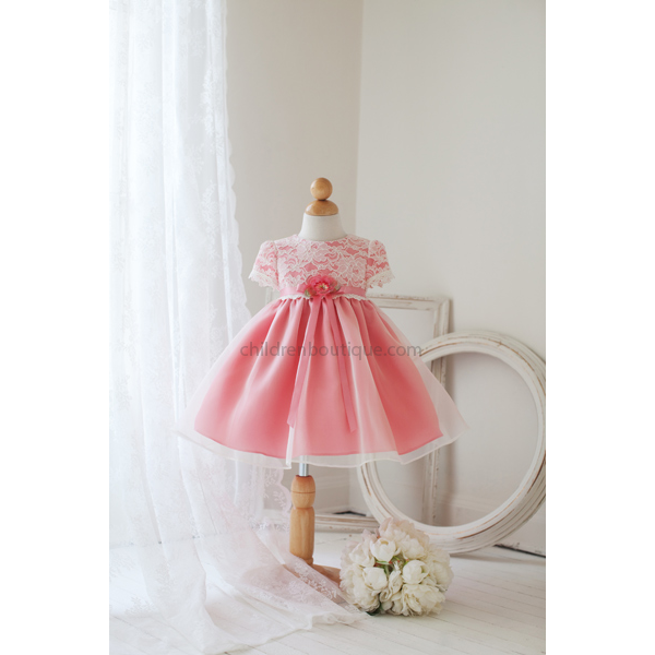 Lace Baby Party Dress