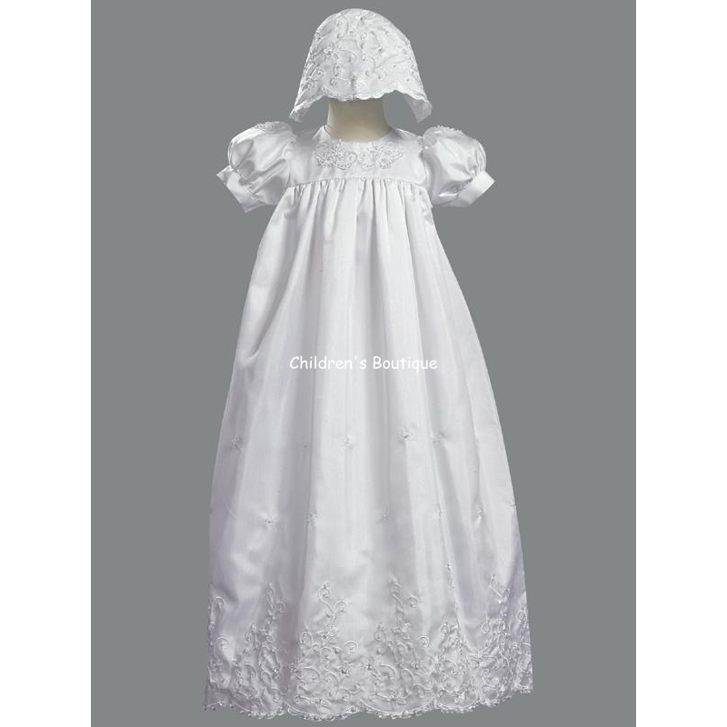 Girls Baptism Gown