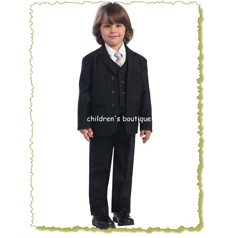 Boys Suit - 5 Piece Suit