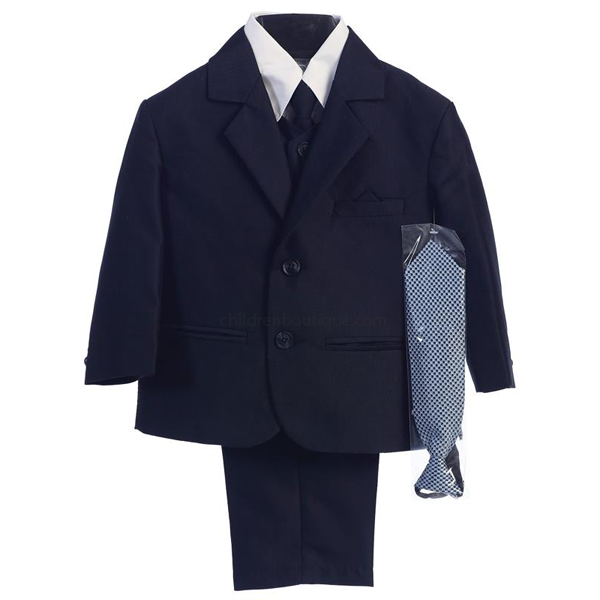 Boys Three Piece Suit