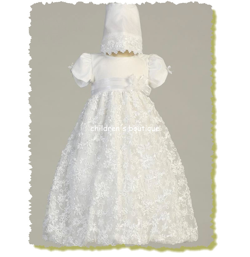 Amber Christening Gown