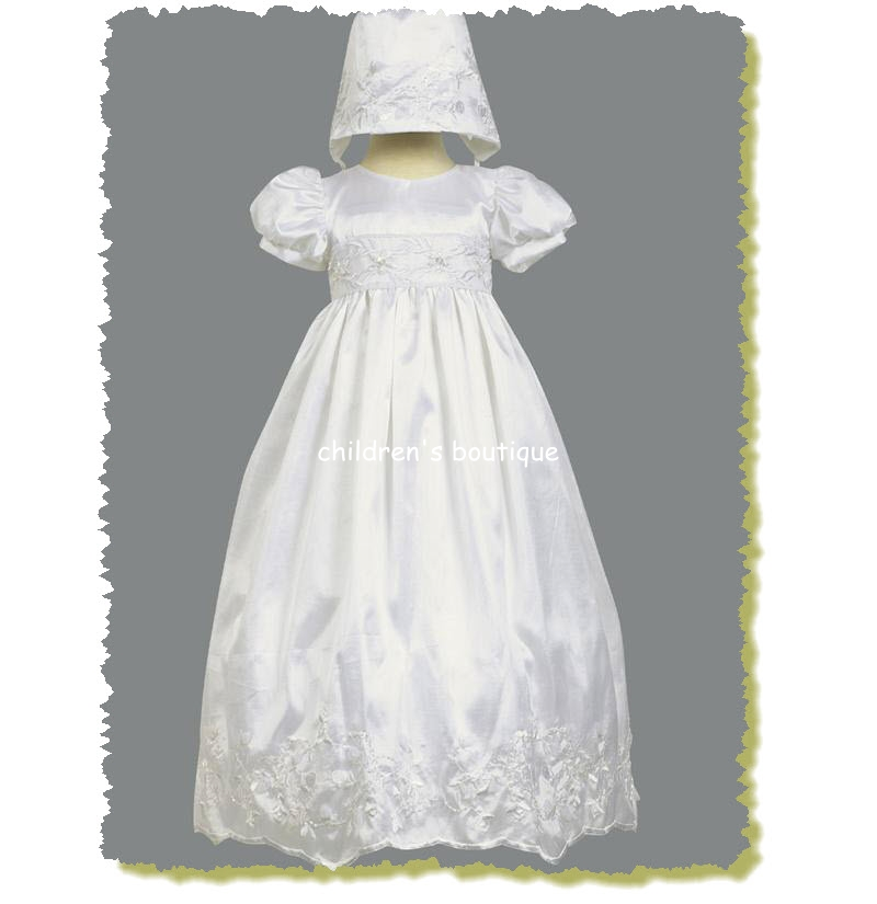 Andrea Christening Gown