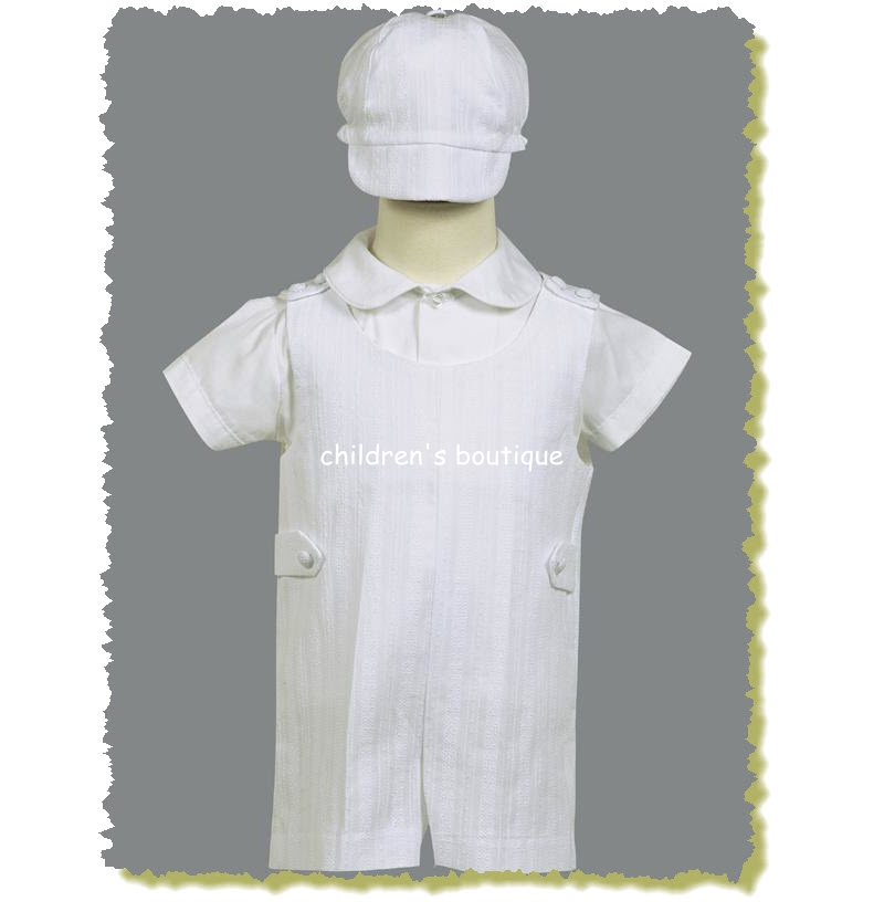 Archie Christening Suit
