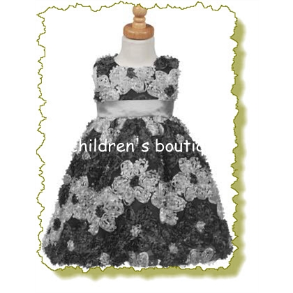 Tulle Girls Holiday Dress