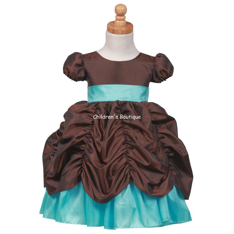 Princess Girls Holiday Dress