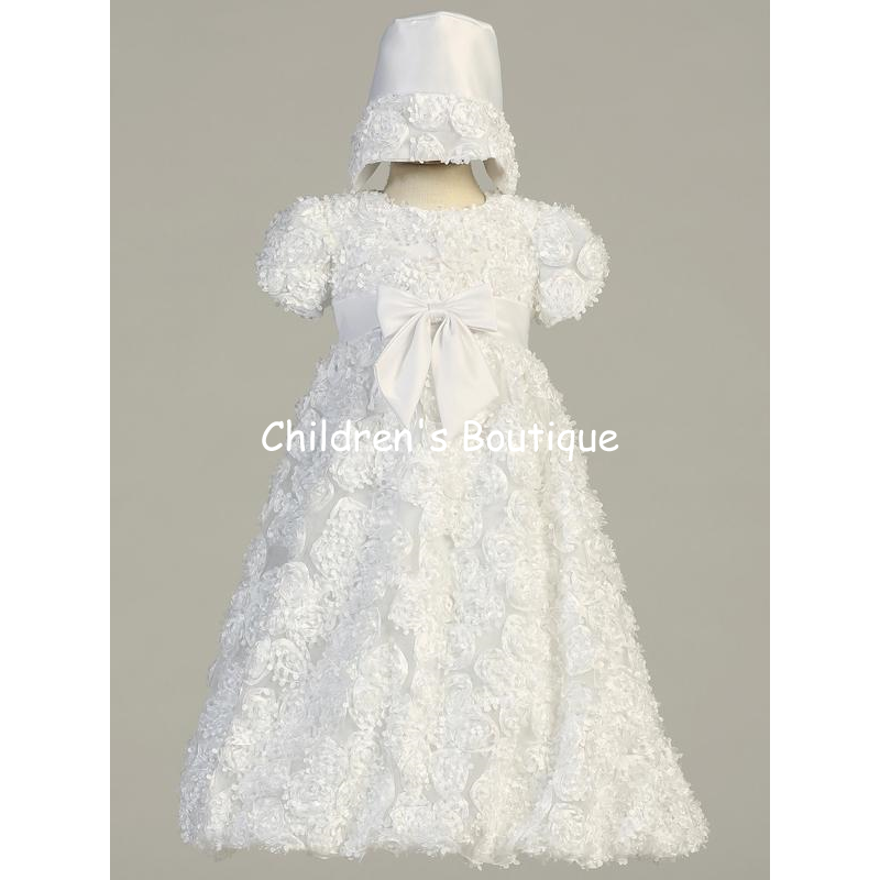 Daisy Baptism Gown
