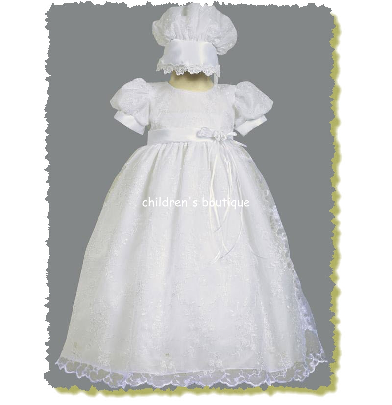 Emma Christening Gown