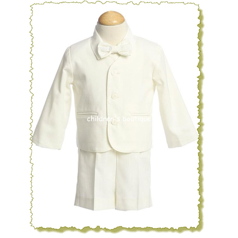 Eton And Shorts Toddler Boys Suit
