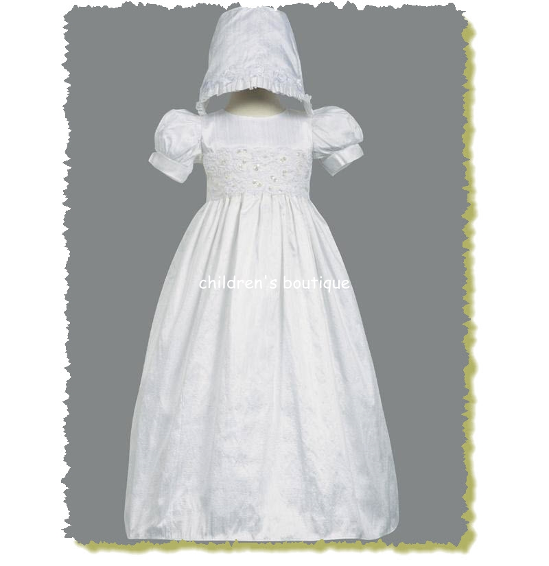 Isabel Christening Gown