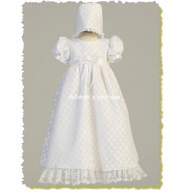 Jaclyn Christening Gown