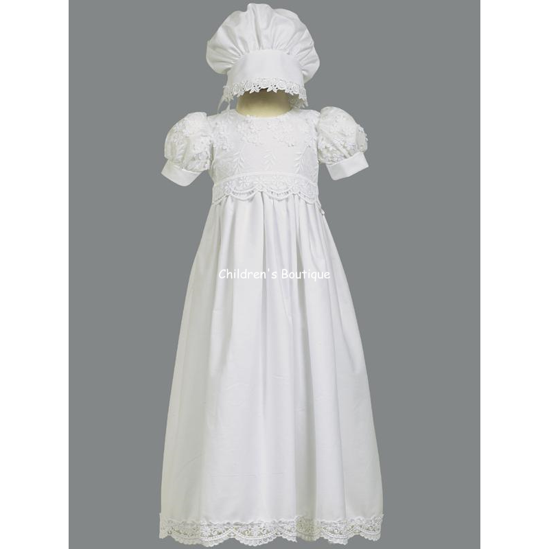 Kayla Christening Gown