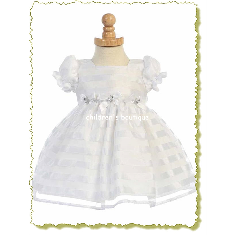 Organza Baby Party Dress
