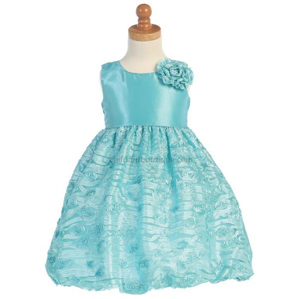 Girls Spring Dress