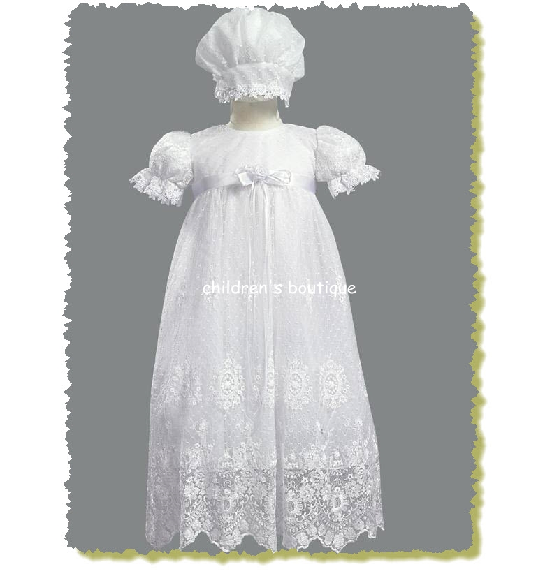 Madison Christening Gown