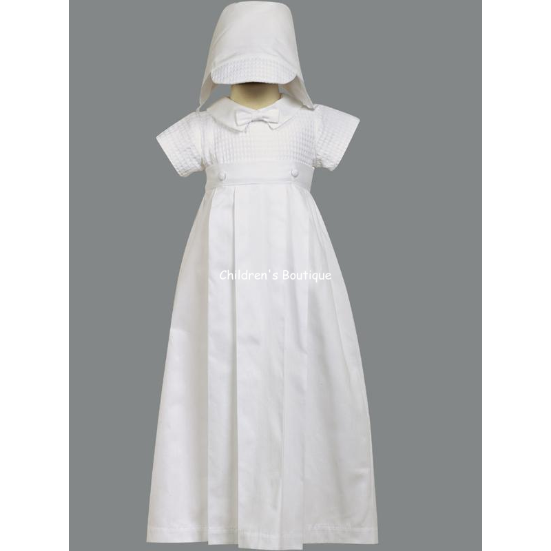Mason Boys Christening Gown