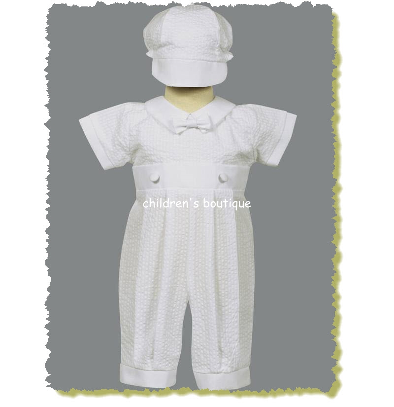 Raymond Christening Outfit