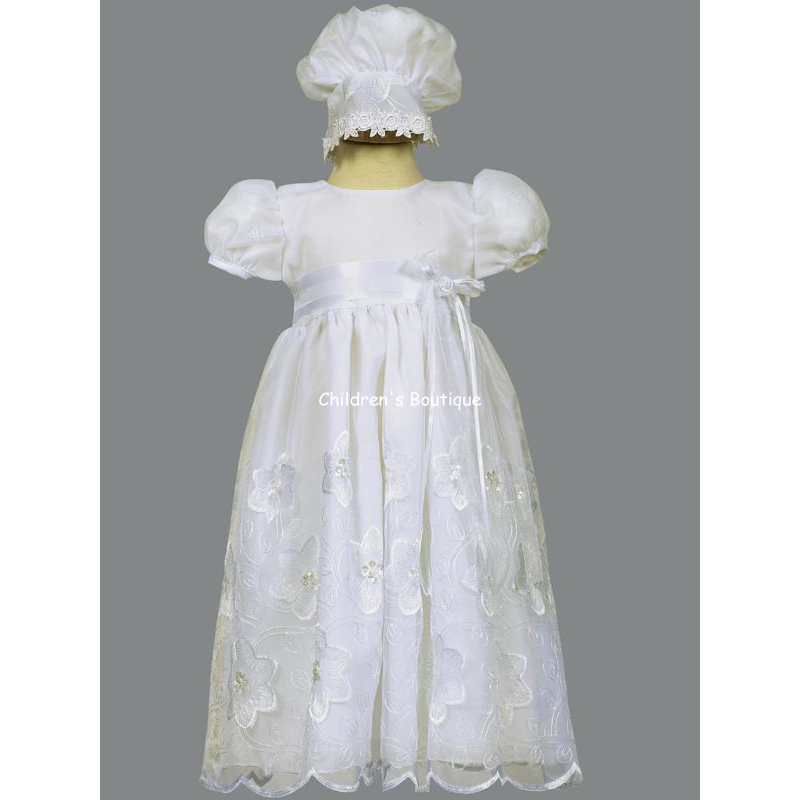 Samantha Baptism Gown