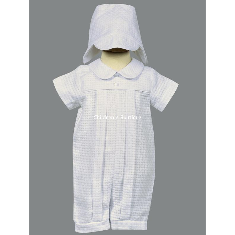 Sherwin Boys Baptism Outfit