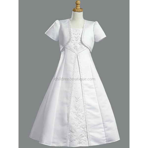 Bolero First Communion Dress
