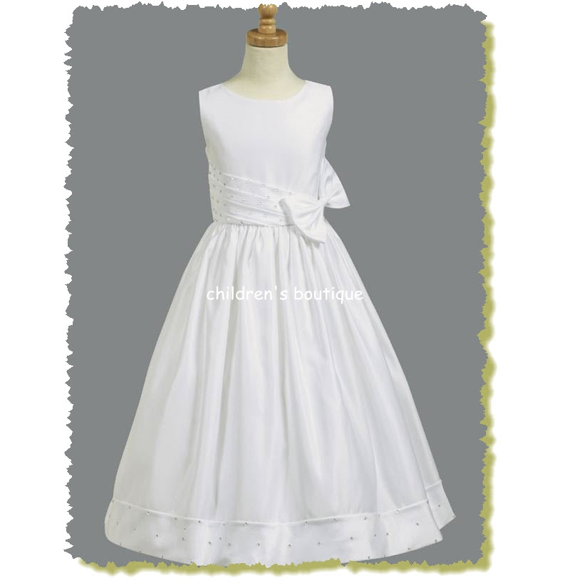 First Holy Communion Dress Plus Sizes