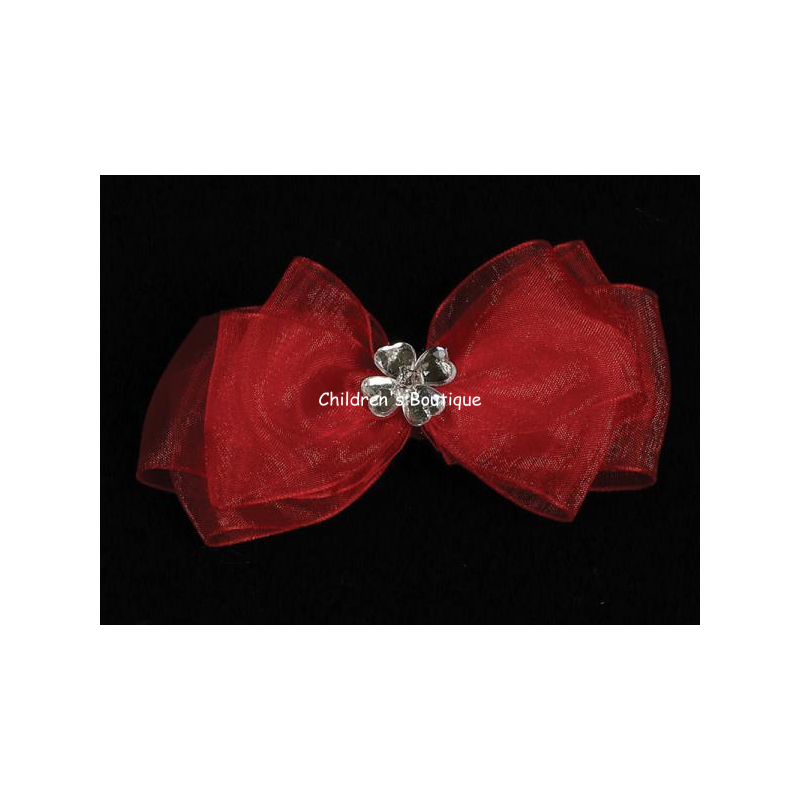 Organza Hair Bow