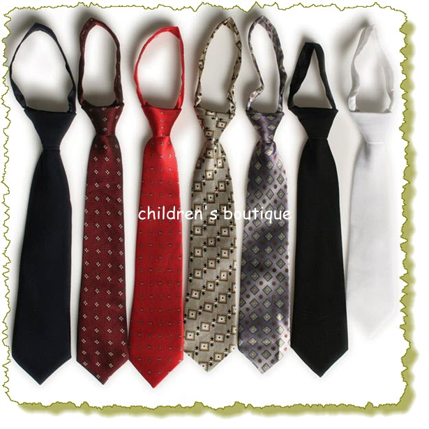Boy's Dress Tie