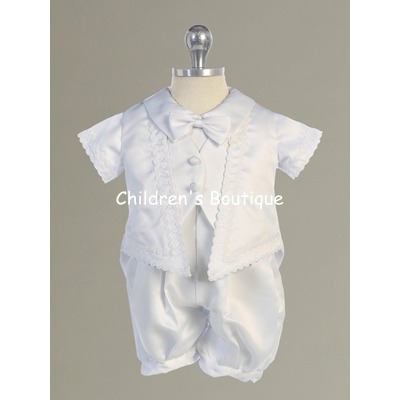 Boys Baptism and Christening Outfit Set Style 3723