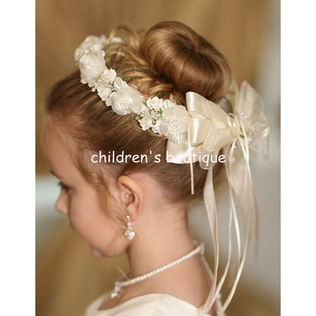 Baby Breath Hair Crown