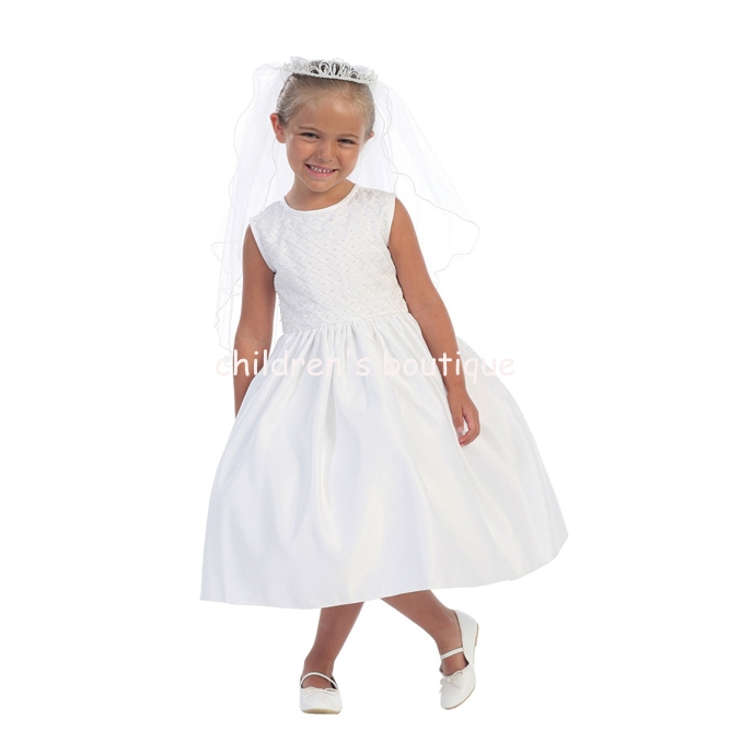 """Lilliana"" Communion Dress"