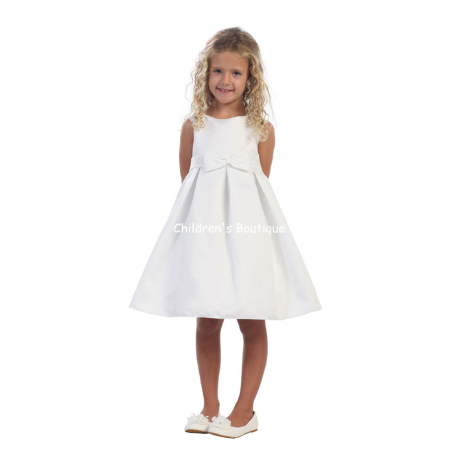 A-Line Girls Party dress