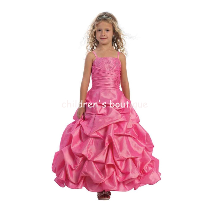 Pick-Up Pageant Dress