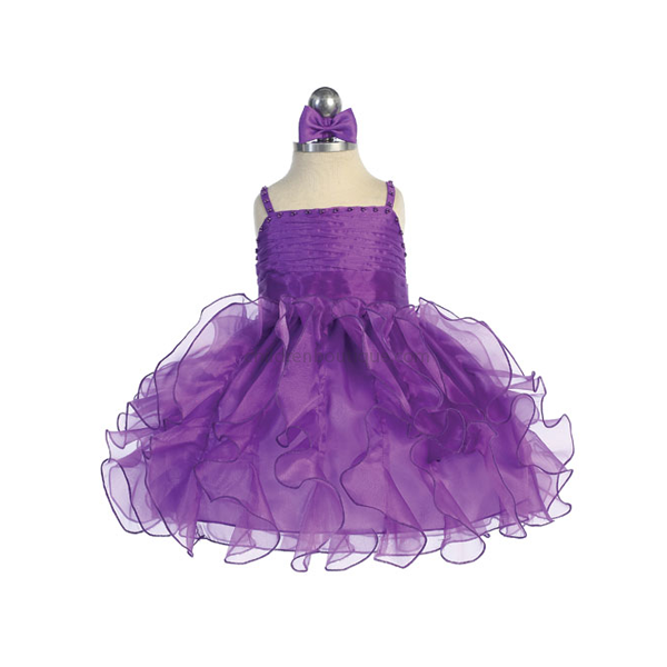 Ruffles Baby Party Dress
