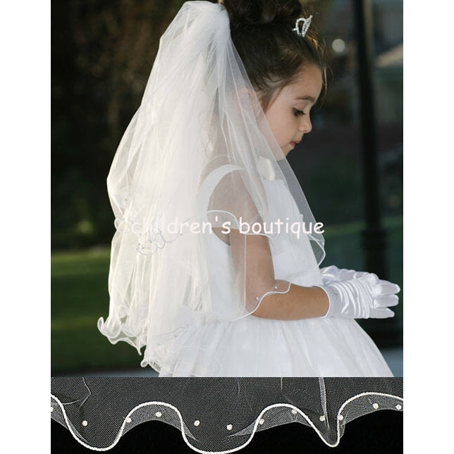 Double Layer Communion Veil