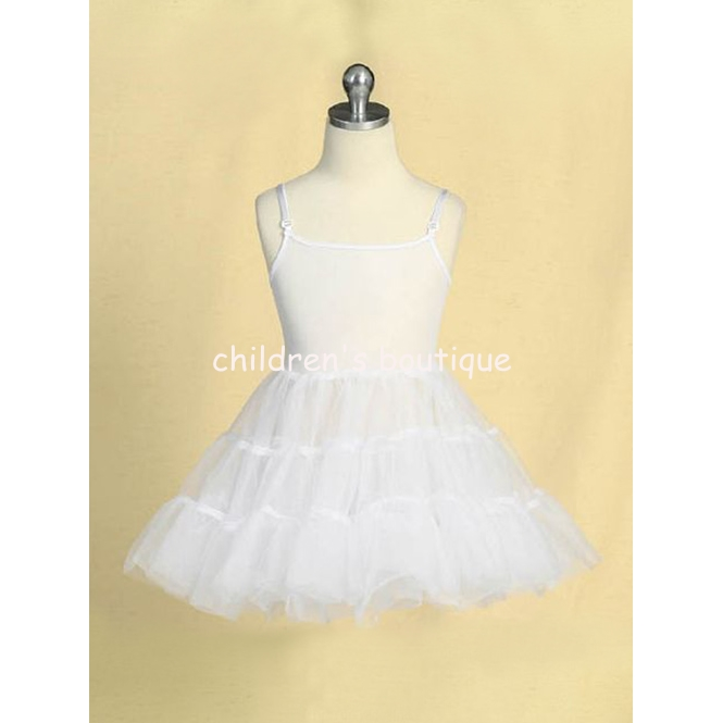 Girl's Full Petticoat